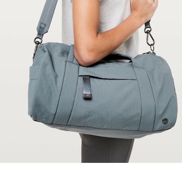 c9d84c79c3e lululemon athletica Bags | Nwt Never Used Lululemon On My Level Bag ...